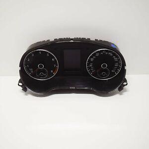 VOLKSWAGEN JETTA A6 5C6 Speedometer Cluster MPH KMH 5C6920972B 2.0TSI 147kw 2013