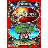 Mickey Mouse - Mickey' S Once Upon A Natale / Mickey' S Twice Dv