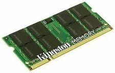 Kingston KTD-INSP 6000C/2G (2 GB, PC2-6400 DDR2-800, DDR2 SDRAM, 800 MHz, así que DIMM