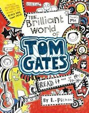 The Brilliant World of Tom Gates by Liz Pichon (2014, Hardcover)