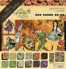 """Graphic 45 Magic of Oz Deluxe Collectors Edition 12 x 12"""""""