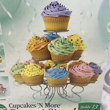 Wilton Cupcakes N More 13 Cupcake Stand Dessert Cakes Party Decoration Display