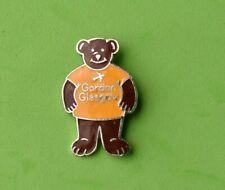 GORDON GLASGOW AIRPORT ENAMEL pin badge Airline collectable Scotland
