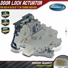 Door Lock Actuator Rear Right Driver Side for Audi A4 A5 Q3 Q5 Q7 TT VW Touareg