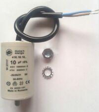 Motor/Betriebskondensator 1,0 µF - 60 µF mit Steck oder Kabelanschluß,TOP,NEU