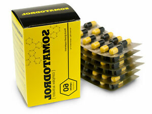 Somatodrol EXTREME STRENGTH AND LEAN MUSCLE MASS GAIN 60 Caps