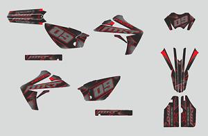 kit deco noir RIEJU 50 MRT
