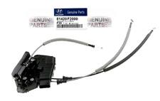 GENUINE 2017-2020 ELANTRA Latch Lock Actuator Release Rear Door Right Passenger