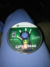 Left 4 Dead -- Game of the Year Edition (Microsoft Xbox 360, 2009) video game