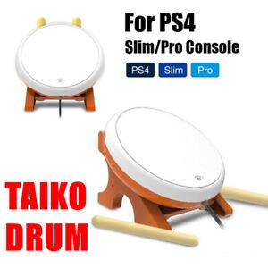 Taiko Drum For PS4/SLIM/PRO Game Controller Takio No Tatsujin Game