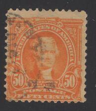 U.S. STAMP #310 --- 50c DEFINITIVE-- 1902 -- USED