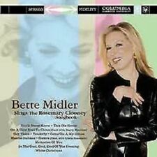 Bette Midler Sings The Rosemary Clooney Songbook CD NEW SEALED This Ole House+