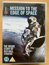 Mission to the Edge of Space DVD 2012 Redbull Felix Baumgartner Freefall