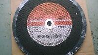 "Euro Cut 12"" 300mm x 20mm Bore Flat Metal Cutting Discs Pack of 25 NEW PRICE!!!"