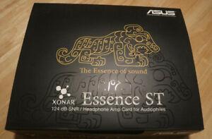 ASUS Xonar Essence ST PCI Soundkarte mit OVP & Zubehör - TOP Zustand