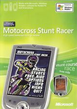 Microsoft Motrocross Stunt Racer for Windows Mobile (Super Rare PC Install)