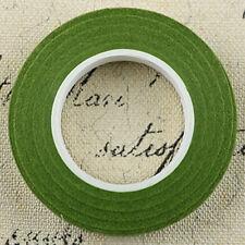 Florist Green Floral Stem Tape  Corsage Buttonhole Artificial Stamen Wrap