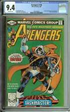 AVENGERS #196 CGC 9.4 OW PAGES