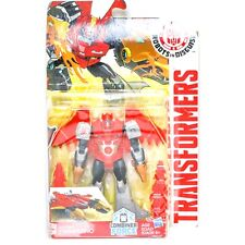 Transformers Robots in Disguise Autobot Twinferno Warrior Class Action Figure