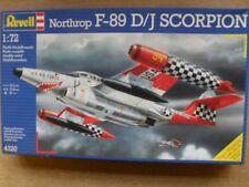 Revell 1/72 4320 F-89 D/J SCORPION