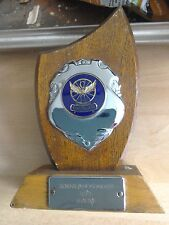 oxonian cycling club school boy '10' award trorphy 1973 A Olive
