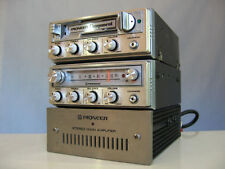 PIONEER KP-66G/GX-5A/GM-40 The First Component Series 1977,kex,Centrate,dex,gex