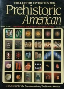Prehistoric American #1, 2004 Collector Favorites Arrowheads Lost Lake Dovetail