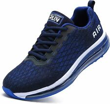 Azooken Mens Sports Footwear Tennis Breathable Jogging Lightweight Shoes