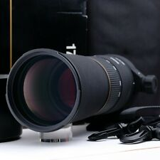 """""""Boxed Mint"""" Sigma 170-500mm f/5-6.3 DG APO for Nikon F Mount from Japan"""