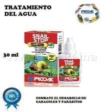 ACUARIO ANTI CARACOLES SNAIL STOP 30 ML.