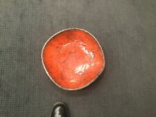 West germany fat lava bay keramiek ceramic  plate wandteller pottery