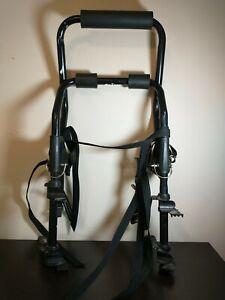 Grabber Trunk Bike Rack Fits 2 Bicycles