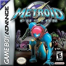 Metroid Fusion Nintendo Game Boy Advance Video Games
