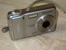 Fujifilm FinePix F Series F470 6.0MP Digital Camera - Silver