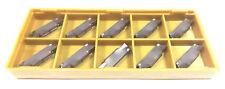 10 Stück Wendeplatten Stechplatten MGMN300 NEU und OVP für KORLOY Drehhalter