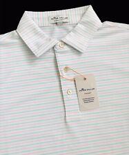 Peter Millar Crown Sport Summer Comfort Polo Shirt Medium $89