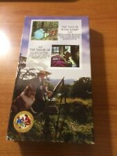 The Tale Of Peter Rabbit And Benjamin Bunny/ The Tailor Of Gloucester (VHS) ..77