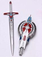 DR.WU DW-M08 Sword Shield Kit for Transformers Optimus Prime in stock New