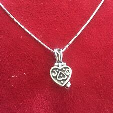 Necklace Valentine'S Day Gift Heart Lock It Love