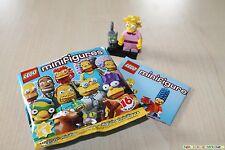 LEGO® 71009 The Simpsons™ Serie 2 - Nr. 3 Lisa Simpson - NEU in OVP -