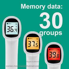 Forehead Thermometer Gun Digital Termometro Non Contact Laser Infrared