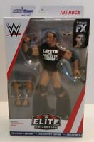 WWE Elite Series 69 The Rock Collector's Edition Figure - Walmart Exclusive