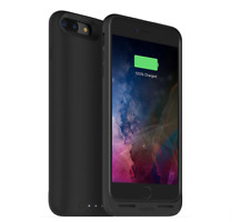 mophie Wireless Charging Protective Battery Pack Case for iPhone 7 Plus- Black