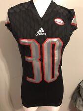 2015 Adidas Louisville Cardinals #30 Mitchell Allen Football Game Jersey