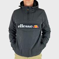 Ellesse Montflective OH Jacket - Black Reflective