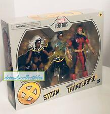Marvel Legends STORM THUNDERBIRD 6? Figure 2 Pack Target Exclusive Brand New