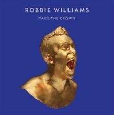 Take The Crown Roar Edition 2012 Robbie Williams CD