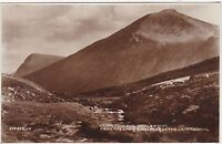 Cairn Toul & Devil's Point From The Larig Ghru Pass, CAIRNGORMS, Inverness-shire