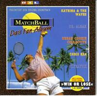 MATCHBALL - DAS FAN ALBUM - ORIGINAL SOUNDTRACK * NEW CD * NEU *