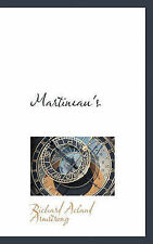 Martineau's by Armstrong, Richard Acland